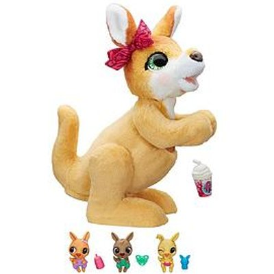 Furreal Friends Josie The Kangaroo Interactive Pet Toy