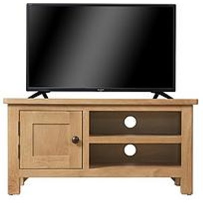 K-Interiors Shelton Ready Assembled Tv Unit - Fits Up To 42 Inch Tv