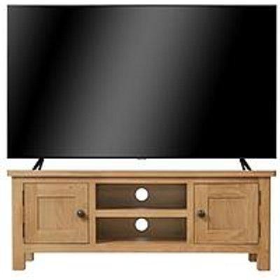 K-Interiors Shelton Large Tv Unit - Fits Up To 55 Inch Tv