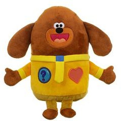 Hey Duggee Hey Duggee Voice Activated Smart Duggee Soft Toy