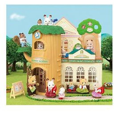 Sylvanian Families Sylvanian Country Tree School