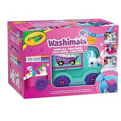 Crayola Washimals Mobile Spa (Truck)
