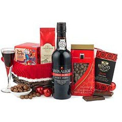 Port &Amp; Chocolates Hamper