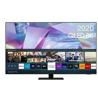 Samsung Qe55Q700T 2020 55 Inch Q700T Qled 8K Hdr 1000 Smart Tv
