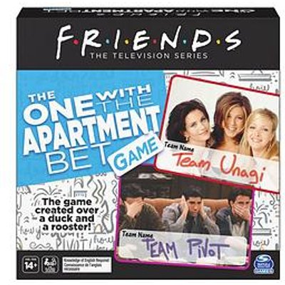 Games Friends Trivia Game: The One Where They Lose The Apartment