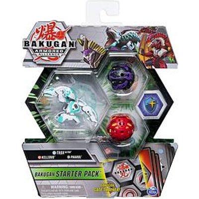 Bakugan Starter Pack Season 2 Trox