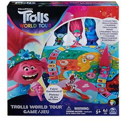 Games Trolls Musical Journey Game