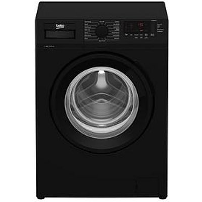 Beko Beko Wtl84111B 8Kg 1400Rpm Black Washing Machine