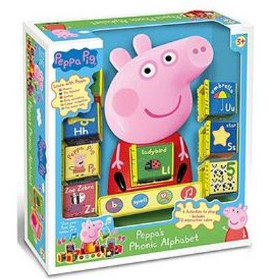 Peppa Pig Peppas Phonic Alphabet
