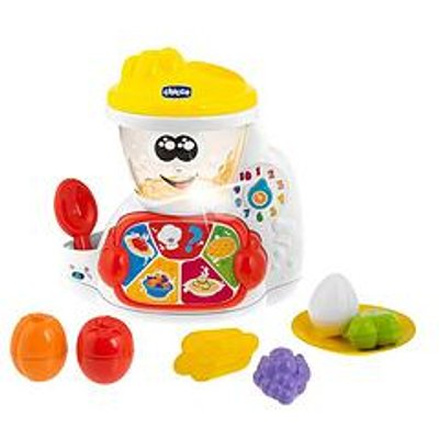 Chicco Abc Cooky The Kitchen Robot Fr-En