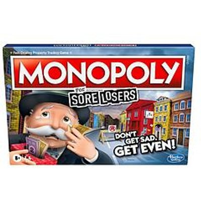Monopoly For Sore Losers Boardgame