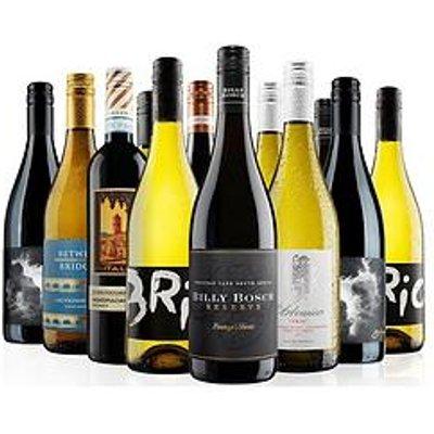 Virgin Wines Ultimate Vegan 12 Bottle Wine Selection