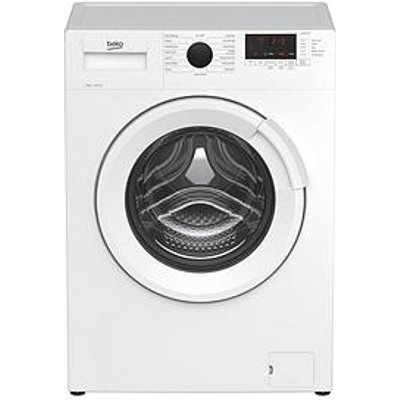 Beko Wtl84111W 8Kg Load, 1400 Spin Washing Machine - White