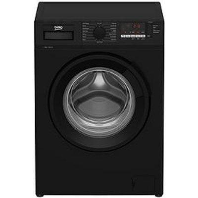 Beko Wtl94151B 9Kg 1400 Spin Recycledtub&Trade; Washing Machine - Black