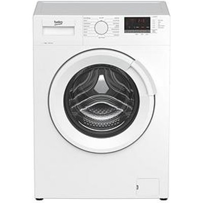 Beko Wtl94151W 9Kg Load, 1400Rpm Spin Washing Machine - White