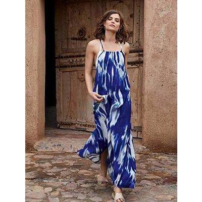 Mint Velvet Mint Velvet Freya Tie Dye Maxi Sun Dress