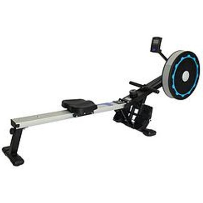 V-Fit Artemis Iii Deluxe Adjustable Air Rower