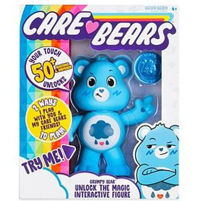 Care Bears Care Bears Unlock The Magic Interactive Figures - Grumpy Bear