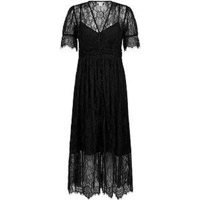 Monsoon Miranda Lace Tea Dress