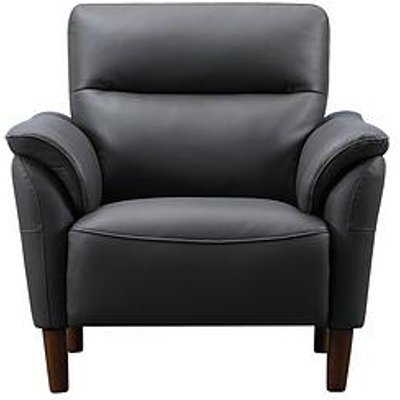Alessia Leather Armchair