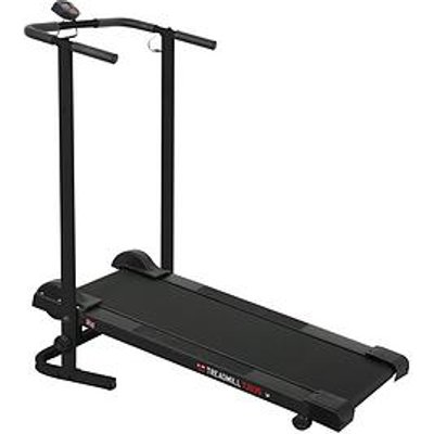 Body Sculpture Foldable Manual Treadmill