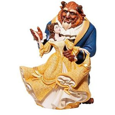 Disney Beauty And The Beast Deluxe Figurine