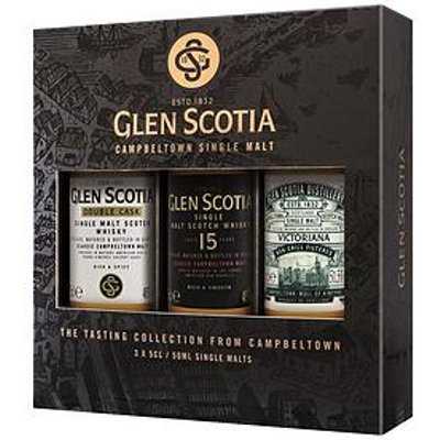 Glen Scotia Single Malt Gift Pack 3X5Cl