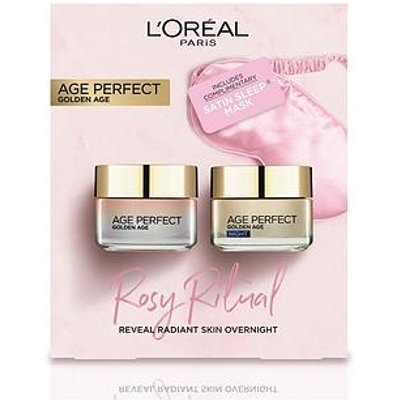 L'Oreal Paris Rosy Ritual Skincare Gift Set For Her