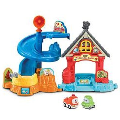 Vtech Toot-Toot Cory Carson Freddie'S Firehouse