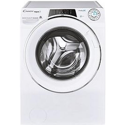 Candy Rapido Row4956Dwmce-80 9Kg Wash +5Kg Dry, 1400 Spin Washer Dryer - White