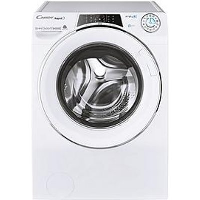 Candy Rapido Row41066Dwmce-80 10+6Kg, 1400 Spin Washer Dryer - White