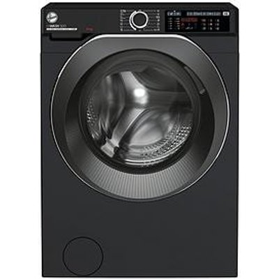 Hoover H-Wash 500 Hwd610Ambcb/1-80 10Kg Load 1600 Spin Washing Machine - Black
