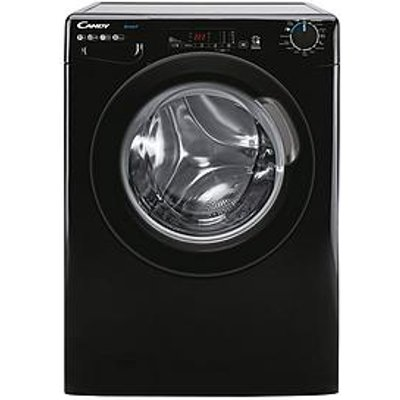 Candy Smart Cs 149Tbbe/1-80 9Kg Load, 1400 Spin Washing Machine - Black