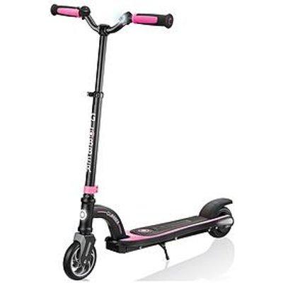 Globber One K E-Motion 10 V3 Scooter - Pink And Black