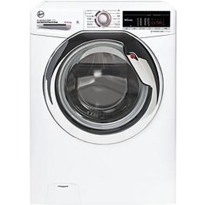Hoover H-Wash 300 H3Ds41065Tace-80 10+6Kg 1400 Washer Dryer - White