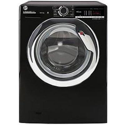 Hoover H-Wash 300 H3D41065Tacbe-80 10+6Kg 1400 Washer Dryer - Black