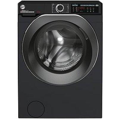 Hoover H-Wash 500 Hw 610Ambcb/1-80 10Kg Load, 1600 Spin Washing Machine - Black