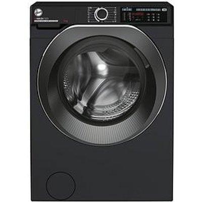Hoover H-Wash 500 Hw 411Ambcb/1-80 11Kg Load, 1400 Spin Washing Machine - Black