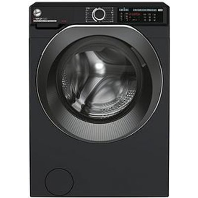 Hoover H-Wash 500 Hw 414Ambcb/1-80 14Kg Load 1400 Spin Washing Machine - Black