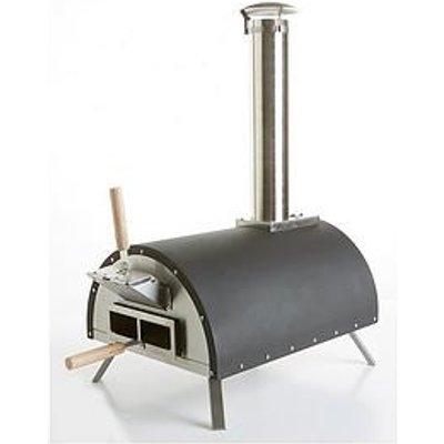 Bullet Wood Fired Pizza Oven