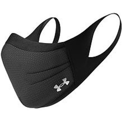 Under Armour Adult Face Mask - Black