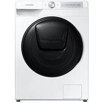 Samsung Series 6 Wd10T654Dbh/S1 With Addwash&Trade; 10.5/6Kg Washer Dryer, 1400Rpm, E Rated - White