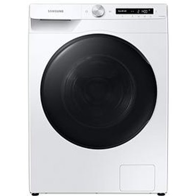 Samsung Series 5+ Wd90T534Dbw/S1 With Auto Dose 9/6Kg Washer Dryer, 1400Rpm, E Rated - White