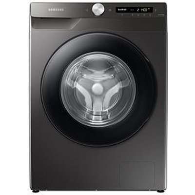 Samsung Ww80T534Dan/S1 8Kg Load, 1400 Spin Auto Dose Washing Machine - Graphite