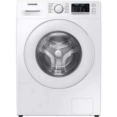 Samsung Ww70Ta046Te/Eu 7Kg Load, 1400 Spin Washing Machine With Ecobubble&Trade; - White