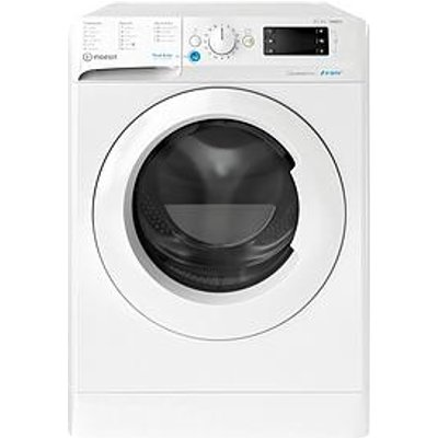 Indesit Bde861483Xwukn 8Kg Wash, 6Kg Dry, 1400 Spin Washer Dryer - White