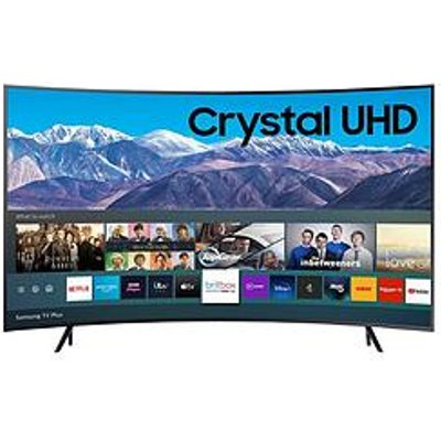 Samsung Ue65Tu8300Kxxu, 65 Inch, Curved Crystal Uhd, 4K Hdr, Smart Tv