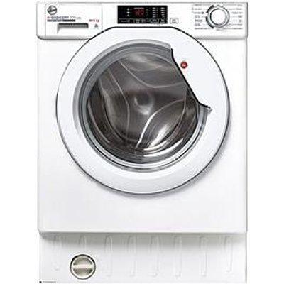 Hoover Hbd 485D1E 8Kg Wash 5Kg Dry Washer Dryer - White - Washer Dryer Only