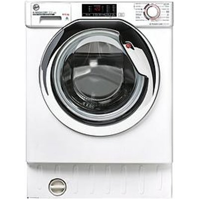 Hoover Hbds485D1Ace 8Kg Wash &Amp; 5Kg Dry, Washer Dryer - White - Washer Dryer With Installation