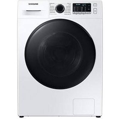 Samsung Series 5 Wd80Ta046Be/Eu With Ecobubble&Trade; 8/5Kg Washer Dryer, 1400Rpm, E Rated - White